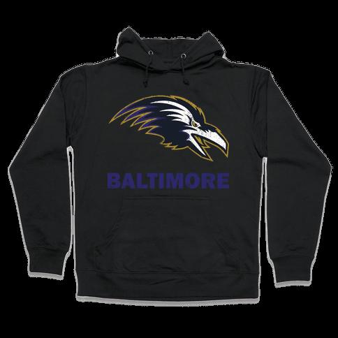 Baltimore (Vintage) Hooded Sweatshirt