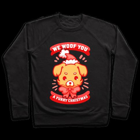 We Woof You A Furry Christmas