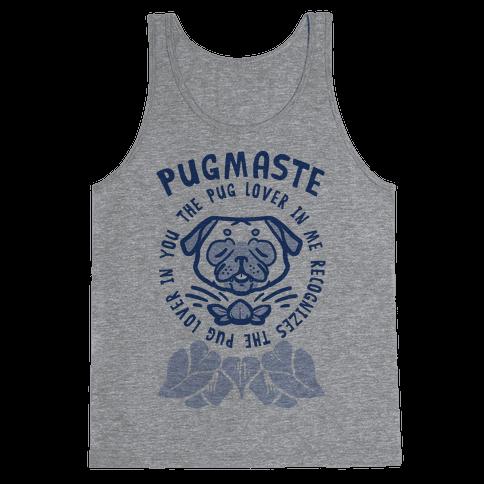 Pugmaste Tank Top