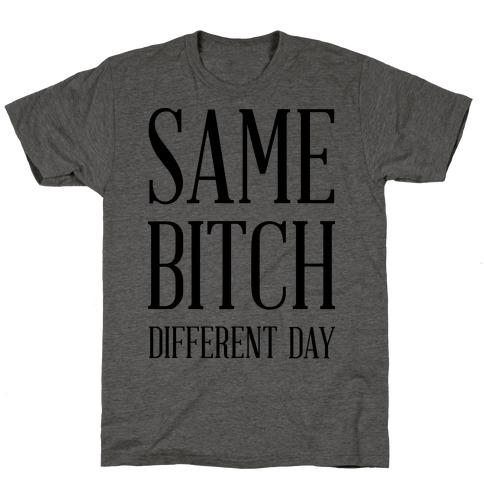 Same Bitch Different Day T-Shirt