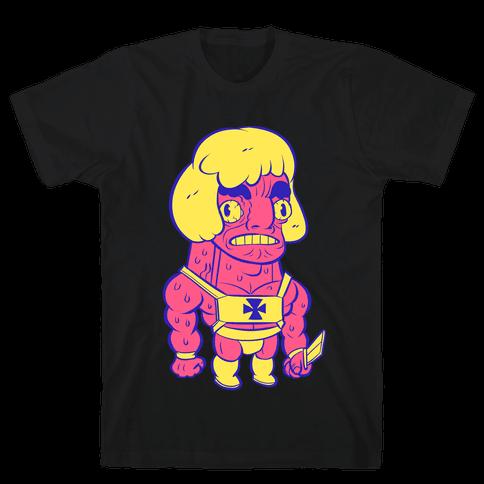 He-Mon Mens T-Shirt
