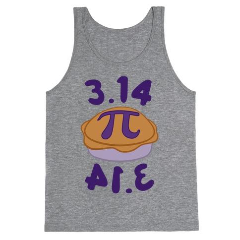 3.14 = PIE Tank Top