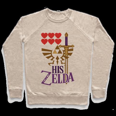 His Zelda (Part 1) Pullover