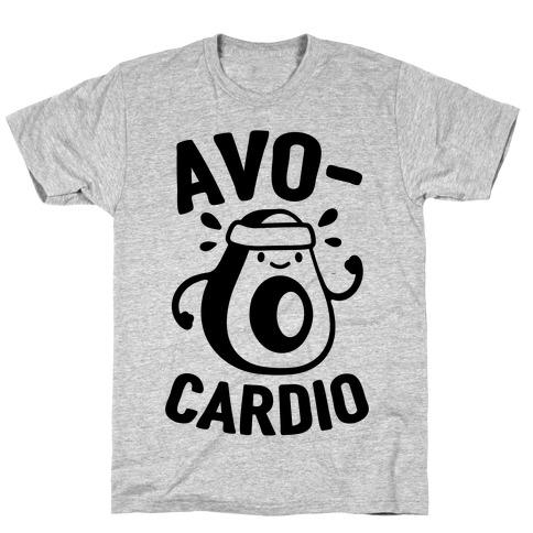 Avocardio Avocado T-Shirt