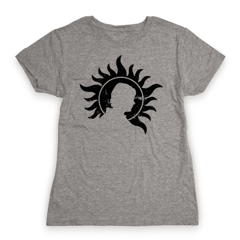 Sam Winchester Womens T-Shirt