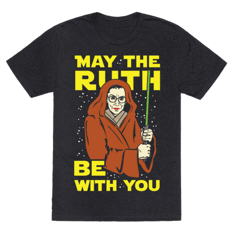 May the Ruth Be with You