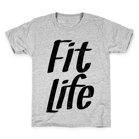 Fit Life Kids T-Shirt