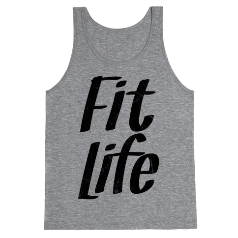 Fit Life Tank Top