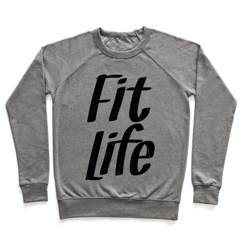 Fit Life Pullover