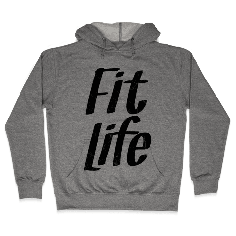 Fit Life Hooded Sweatshirt
