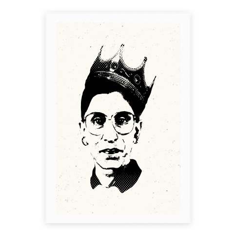 Notorious R.B.G Poster