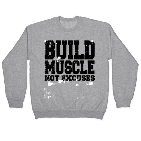 Build Muscle Pullover