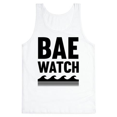 Bae Watch Tank Top