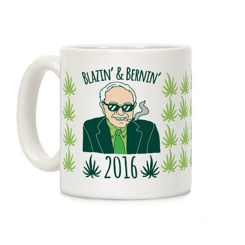 Blazin' And Bernin' 2016 Coffee Mug