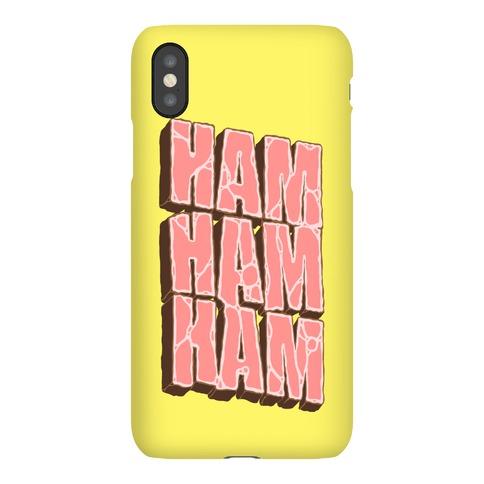 HAM HAM HAM Phone Case
