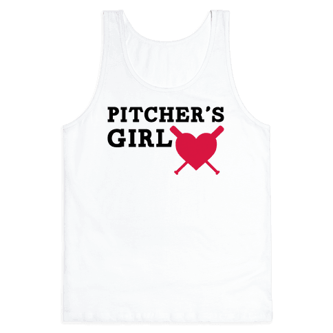 Pitcher's Girl Tank Top