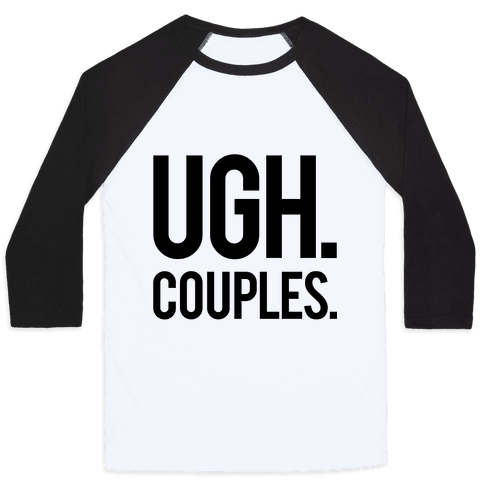 Couples Baseball Tee