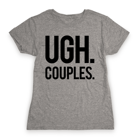 Couples Womens T-Shirt