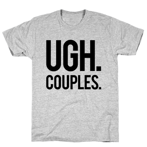 Couples Mens T-Shirt