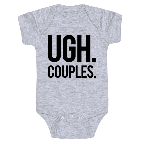 Couples Baby Onesy