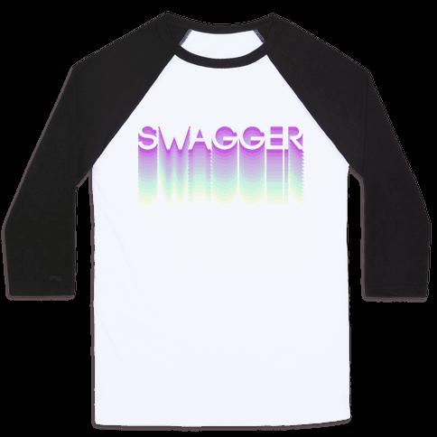 Swagger Baseball Tee