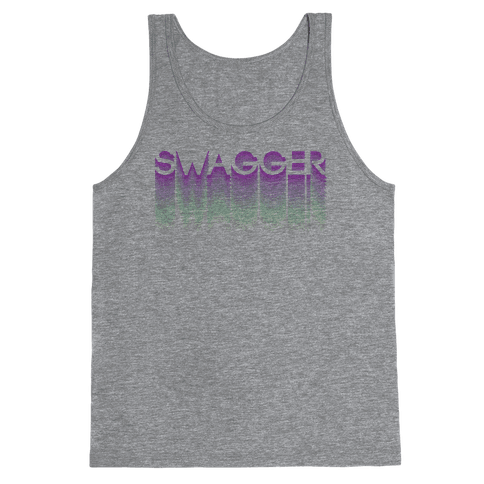 Swagger Tank Top