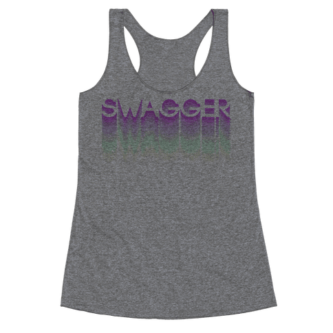 Swagger Racerback Tank Top