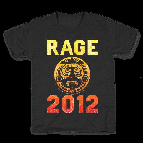 RAGE 2012 Kids T-Shirt