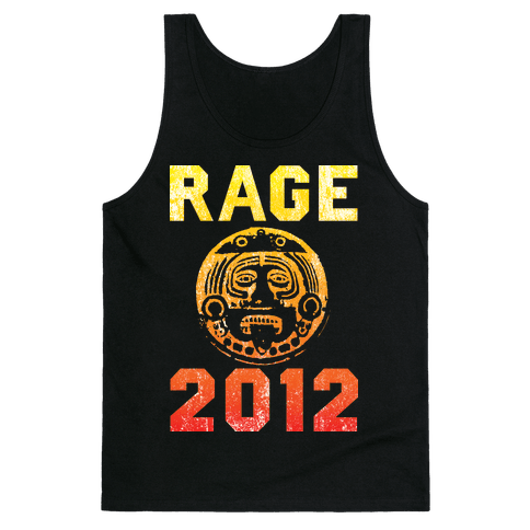 RAGE 2012 Tank Top