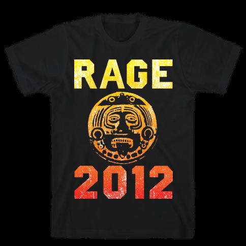 RAGE 2012 Mens T-Shirt