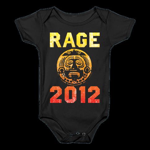 RAGE 2012 Baby Onesy