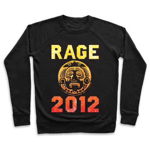 RAGE 2012 Pullover