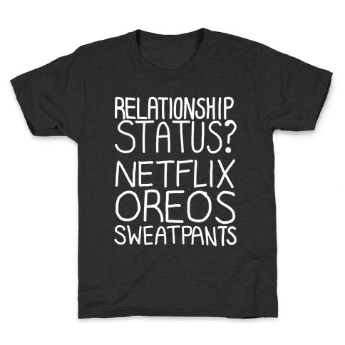 Relationship Status Kids T-Shirt