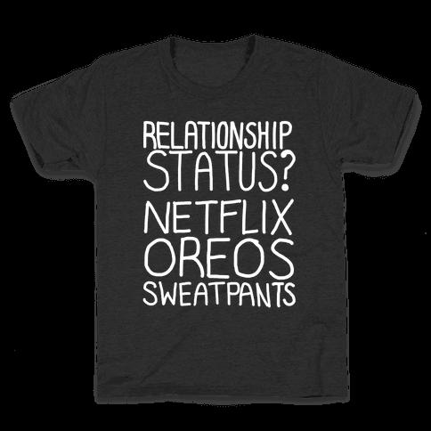 Relationship Status Kids T-Shirt