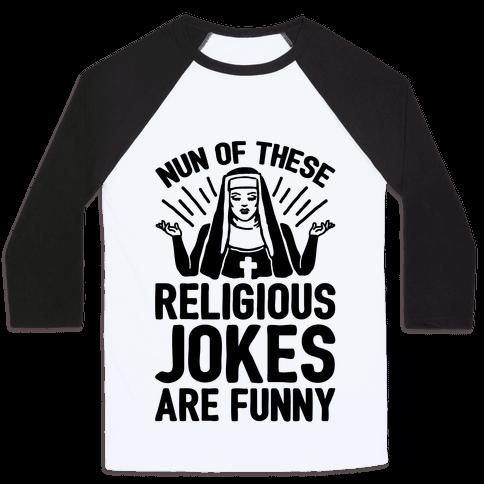 Nun Jokes