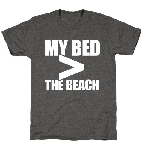 My Bed > The Beach T-Shirt