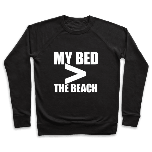 My Bed > The Beach Pullover