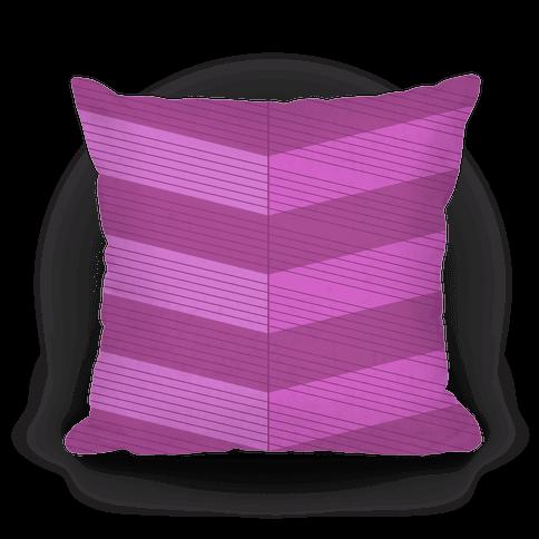 Stripes on Stripes Pattern (Purple)