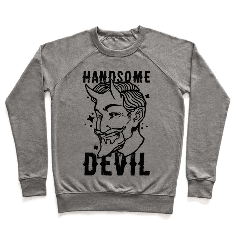 Handsome Devil Pullover