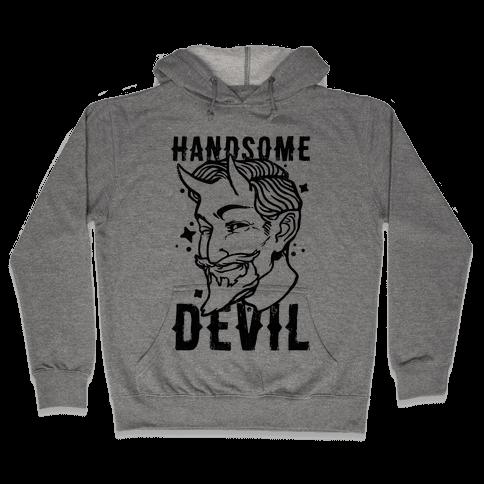 Handsome Devil Hooded Sweatshirt