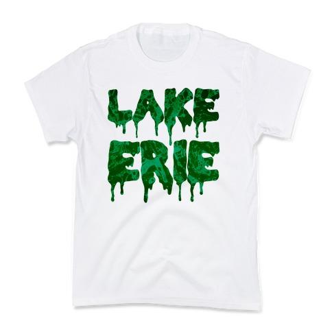 Lake Erie Kids T-Shirt