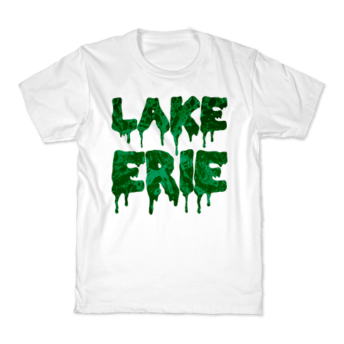 Lake Erie Kids T-Shirt