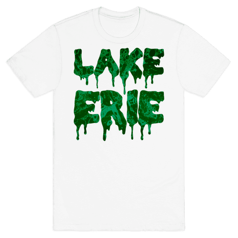 Lake Erie Mens T-Shirt