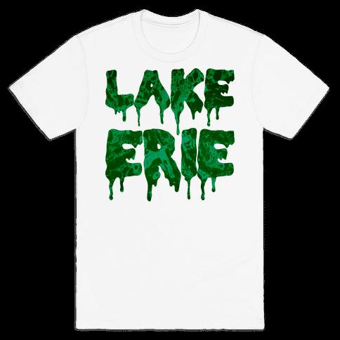 Lake Erie Mens T-Shirt