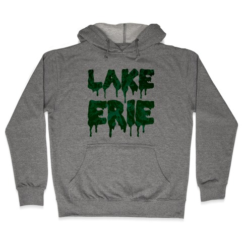 Lake Erie Hooded Sweatshirt