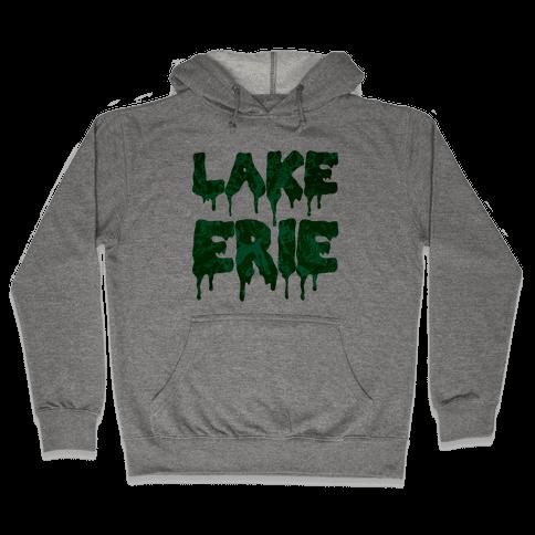 Lake Erie Hooded Sweatshirt