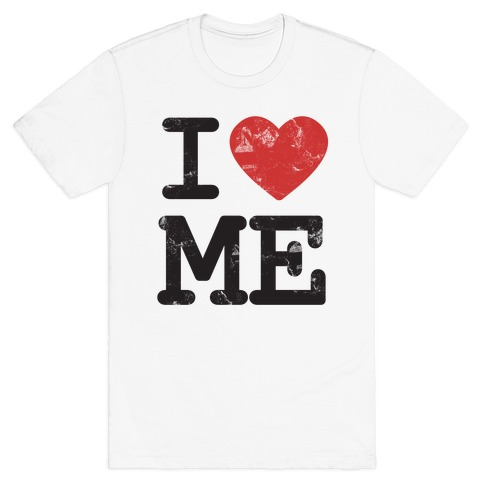 I Love Maine Mens T-Shirt