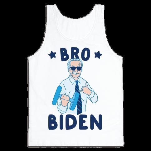 Bro Biden Tank Top