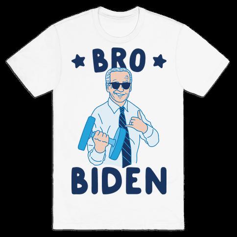 Bro Biden Mens T-Shirt