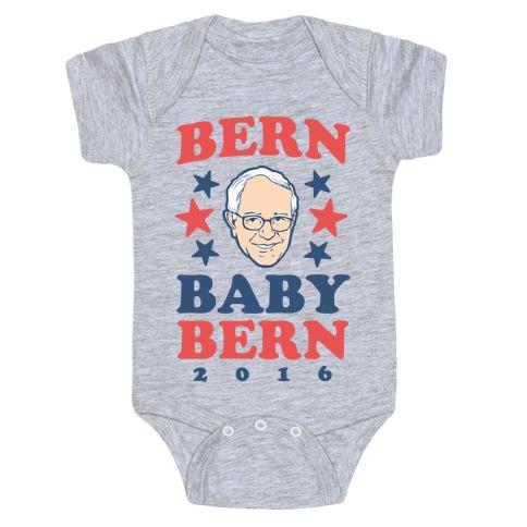 Bern Baby Bern 2016 Baby Onesy